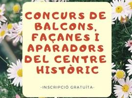 Imatge de la notícia El concurs de balcons i aparadors del Centre Històric obre la votació a la ciutadania