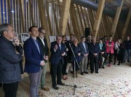 La Paeria inaugura la Casa de Fusta-Coworking, un nou espai per a emprenedors al Centre Històric