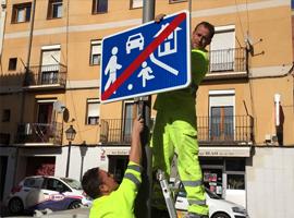 Imatge de la notícia Lleida pacifica el trànsit de tot el seu Centre Històric