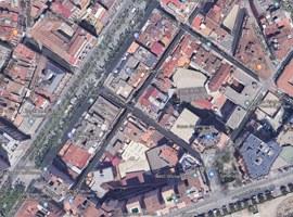 Alteracions del trànsit a Rambla Ferran per obres de pavimentació entre els carrers Riquer i Ramon Castejón