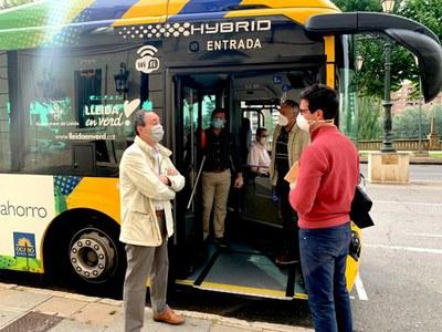 Autobusos de Lleida recupera progressivament el servei en entrar en la Fase 1 de la desescalada