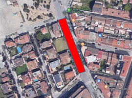 Comencen les obres per renovar un tram de la canonada d'aigua a l'Av. d'Artesa