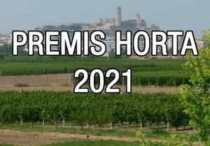 Dolors Comes i Jordi Garreta, premis Horta de Lleida 2021