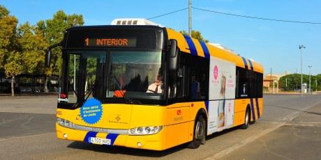 Imatge de la notícia Es redueix temporalment el servei d'autobús a Lleida en aplicació de les mesures del decret d'estat d'alarma pel Covid-19