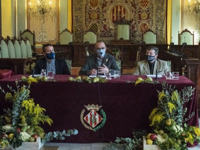 L'alcalde de Lleida diu que els pagesos de l'Horta de Lleida són una part essencial de l'ADN i de l'ànima d'aquesta ciutat
