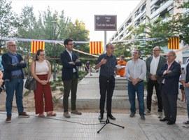 Imatge de la notícia L'alcalde Miquel Pueyo apunta la idea d'unificar els dos turons de la ciutat en un sol consorci