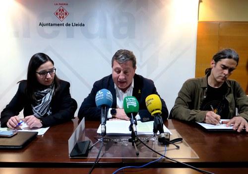 Imatge de la notícia L'equip de govern presenta un pla d'accions per a l'Horta més ambiciós que el del PSC