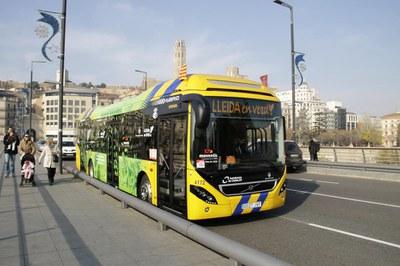 La Paeria demana a l'Autoritat Territorial de la Mobilitat l'ampliació del servei d'autobús entre Sucs i Almacelles