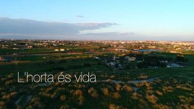La Paeria edita unes píndoles audiovisuals per posar en valor els productes de l'Horta i els seus agricultors