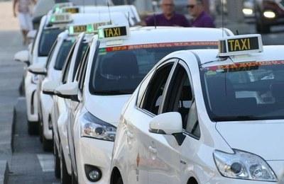 La Paeria i el sector del taxi crearan una mesa de treball conjunta