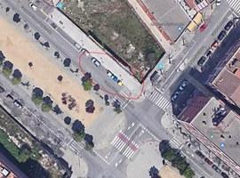 La Paeria instal·la una nova plataforma de bus a la Rambla de Corregidor Escofet de Pardinyes