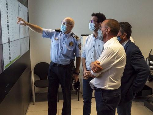 Imatge de la notícia La Paeria posa en funcionament les càmeres de videovigilància instal·lades a l'Horta de Lleida