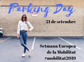 Lleida celebra per primera vegada el Parking Day, per recuperar espais d'aparcament per a usos socials per un dia
