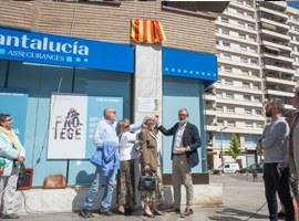 Lleida recorda Joana Raspall