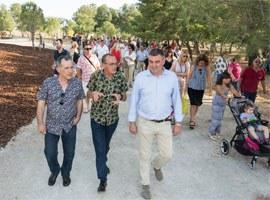 Imatge de la notícia Magraners estrena nou bosc urbà