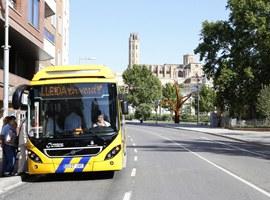 Reforç del servei d'Autobusos de Lleida per l'Aplec del Caragol