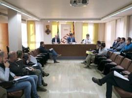 Toni Postius, nou president de la Mancomunitat d'Aigües de Pinyana