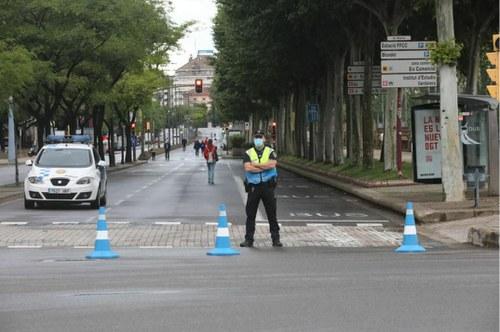 Imatge de la notícia Tretze carrers i avingudes de la ciutat tornen a ser zones de vianants aquest cap de setmana