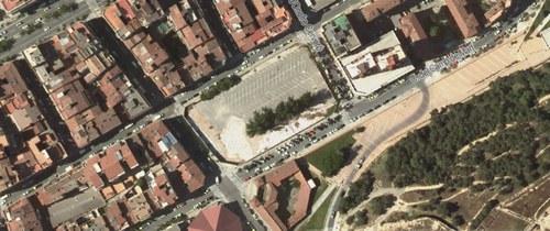 Imatge de la notícia Cessió gratuïta de la Generalitat a la Paeria de l'ús del solar de l'Antic Magisteri durant tres anys