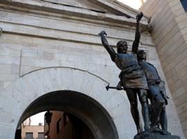 La Paeria plantejarà que empreses de Lleida patrocinin la restauració de l'estàtua d'Indíbil i Mandoni