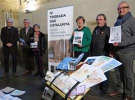Urban Sketchers d'arreu de Catalunya difondran la Seu Vella a través dels seus dibuixos