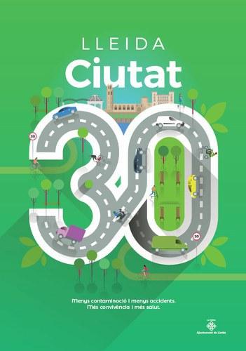 Imatge de la notícia Jornades informatives sobre la Ciutat 30 i la nova mobilitat