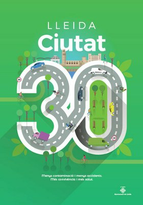 Jornades informatives sobre la Ciutat 30 i la nova mobilitat