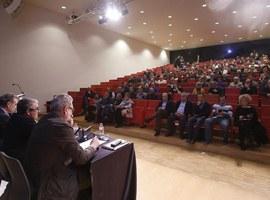 Imatge de la notícia L'Ajuntament de Lleida presenta el nou Poum a les entitats de l'àmbit econòmic i social de la ciutat