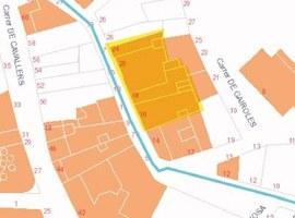 Imatge de la notícia L'Ajuntament de Lleida proposarà executar subsidiàriament, de manera conjunta, l'enderroc dels immobles dels números 16 a 24 del carrer Companyia del Centre Històric
