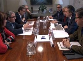 L'alcalde de Lleida obté un compromís de Foment per reactivar el Pla Especial de l'Estació