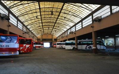 La Paeria celebra que la Generalitat iniciï la licitació per redactar un nou projecte per a la futura estació d'autobusos de Lleida