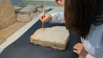 La Paeria contracta la UdL per a dur a terme treballs de consolidació i restauració de restes arqueològiques