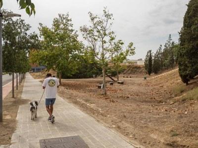 La Paeria habilitarà un nou parc per a gossos entre Balàfia i el Secà de Sant Pere