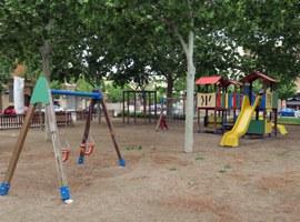 Imatge de la notícia La Paeria prepara la reobertura progressiva de les 117 àrees de parcs infantils de la ciutat