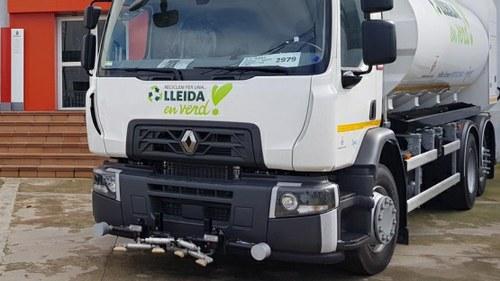 Imatge de la notícia La Paeria reforça amb més efectius els serveis de neteja