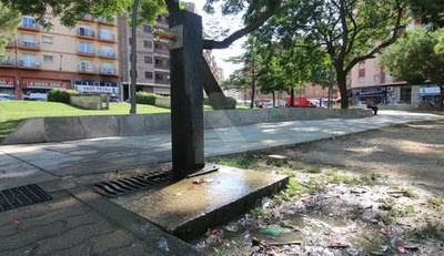 La Paeria reobre la majoria de les fonts públiques d'aigua potable de Lleida