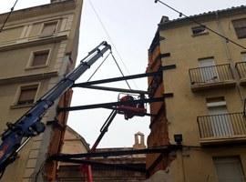Imatge de la notícia L'Ajuntament de Lleida destina 243.750 euros al Pla d'actuacions subsidiàries en edificis i solars de la ciutat, durant l'any 2019