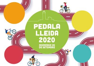 Imatge del event Pedala Lleida 2020