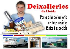 Deixalleries de Lleida