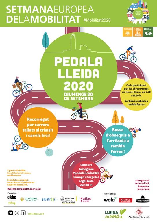 cartell pedala 2020