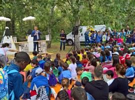 Imatge de la notícia 67 centres educatius contribueixen a fer una Lleida més sostenible i compromesa amb el medi ambient amb l'Agenda 21 Escolar