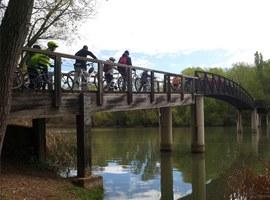 Bicicletada per a descobrir els racons de l'Horta de Grenyana i del Parc de la Mitjana