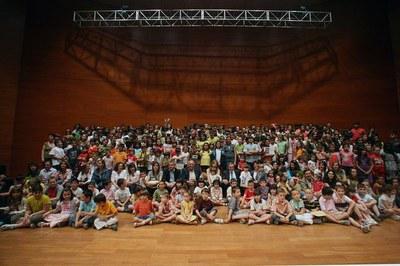 Cloenda de l'Agenda 21 escolar de Lleida