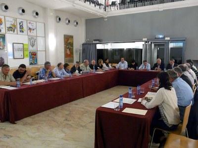 Constituïda la Comissió de l'any del Riu Segre
