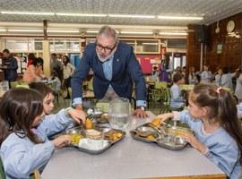 Dinar de Marca Horta de Lleida a les escoles
