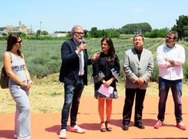 El paer en cap afirma que Aromes Can Roselló lidera un projecte revolucionari a l'Horta de Lleida