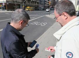 L'Ajuntament de Lleida inicia les proves de camp del servei de transport públic a demanda per a l'Horta de Lleida