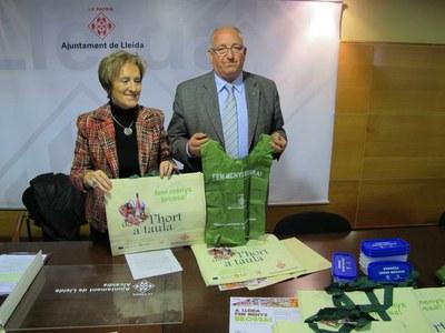 L'Ajuntament de Lleida inicia una campanya de reducció de residus entre la ciutadania