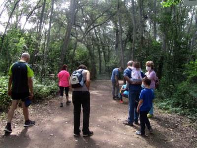 L'Ajuntament de Lleida reprèn les activitats de natura i medi ambient