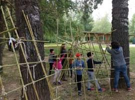 La Mitjana s'ha omplert de petits naturalistes aquesta Setmana Santa